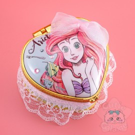 Boite Mirroir Mémo Ariel Disney Japon Disney Japan