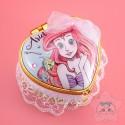Boite Miroir Avec Mémo Princesse Disney Japan Ariel La Petite Sirène