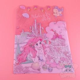 Sous-Feuille Disney Japan Ariel La Petite Sirène