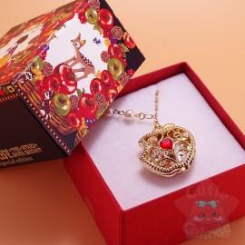 Bijoux Pendentif Collier Blanche Neige Disney Japan