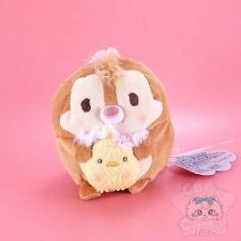 Peluche Ufufy Tic Et Tac Disney Japan Spécial Collection Pâques