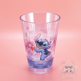 Verre Stitch Collection Fleuris Rose Disney Japan