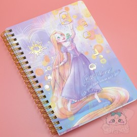 Carnet Bloc-Note Disney Japan Raiponce