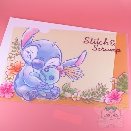 Range Document Stitch Disney Japan