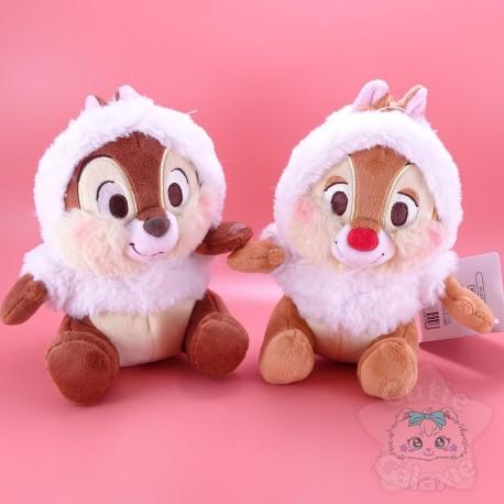 Peluches Tic Et Tac Spécial Noël Disney Japan