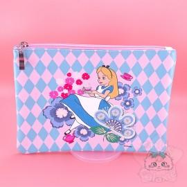 Trousse Plate Alice Aux Pays Des Merveilles Disney