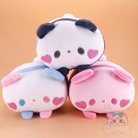 Peluche Fuwa Panda Coeur Amuse Japon