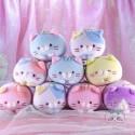 Peluche Mochi Squishy Chat Neko Mignon Amuse Japon