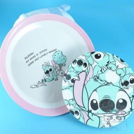Lot Assiette Dessert Stitch Lilo Et Stitch Disney Japon
