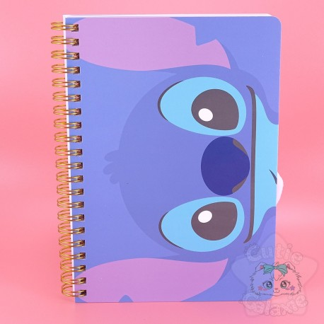 Carnet Stitch Lilo Et Stitch Disney Japon
