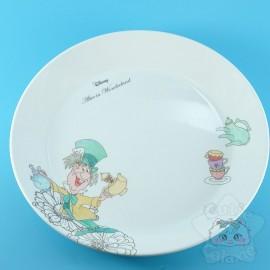 Assiette Alice Au Pays Des Merveilles Chapelier Disney Japon