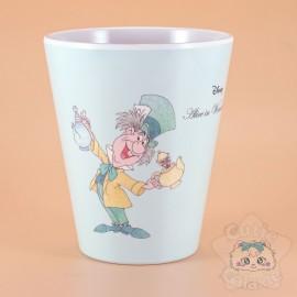 Verre Alice Au Pays Des Merveilles Chapelier Fou Disney Japon