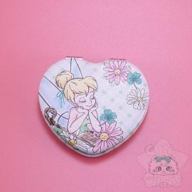 Miroir Fée Clochette Tinker Bell Coeur Disney Japon