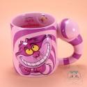 Tasse Mug Cheshire Relief Alice Au Pays Des Merveilles Disney Japon