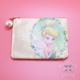 Pochette Fée Clochette Tinker Bell Avec Perle Disney Japon