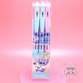 3 Stylos Parfumés Stitch Lilo Et Stitch Disney Japon