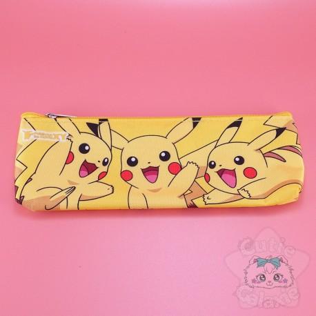 Trousse Pikachu Plate Pokémon