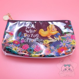 Trousse Alice Au Pays Des Merveilles Brillante Now who Do You Suppose Disney Japon