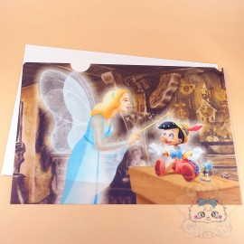Range Document Pinocchio Disney Japon