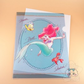 Range Document Ariel Disney Japon