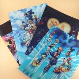 Range Document Kingdom Hearts Disney Japon