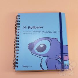 Carnet Stitch Lilo Et Stitch Rollbahn Disney Japon