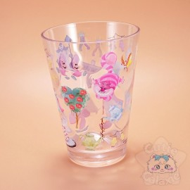 Verre Cheshire Alice Au Pays Des Merveilles Disney Japon