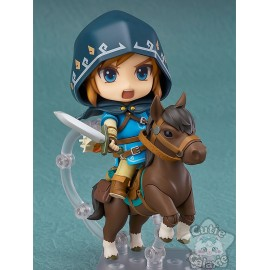 Nendoroid Link Breath Of The Wild Deluxe Edition Good Smile Company