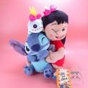 Peluche Trio Lilo Stitch Et Souillon Disney Japan