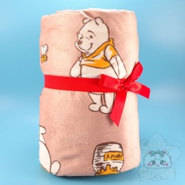 Plaid Chaud Doux Winnie l'Ourson Disney Japan
