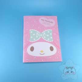 Carnet De Note My Melody
