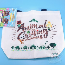 Grand Tote Bag Animal Crossing Nintendo Japon