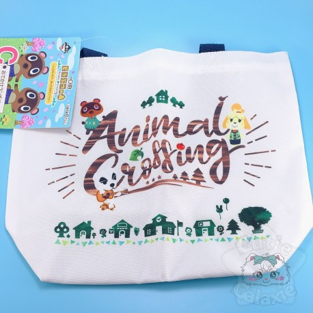 Grand Tote Bag Animal Crossing Nintendo Japon