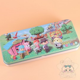 Boite Métal Rangement Animal Crossing Nintendo