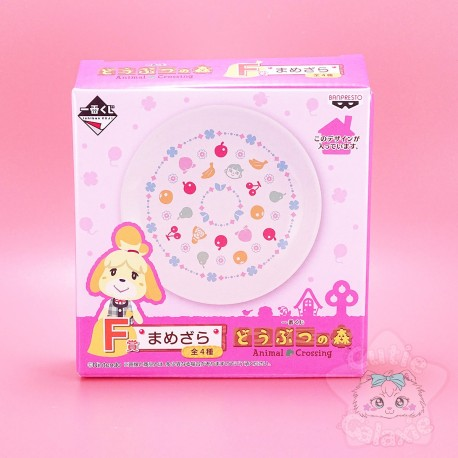 Coupelle Motif Animal Crossing Nintendo Tokyo