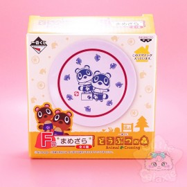 Coupelle Personnages Méli Mélo Animal Crossing Nintendo Bandai