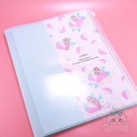 Pochette Plastique A4 Avec Rangements Clarice Disney Japan