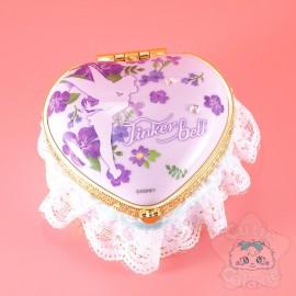 Boite Miroir Avec Mémo Disney Japan Fée Clochette