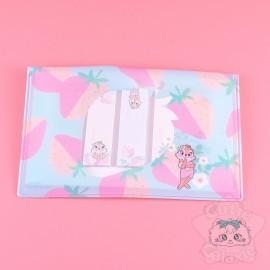 Pochette Plastique A4 Avec Rangements Clarice Tic Et Tac Disney Japan