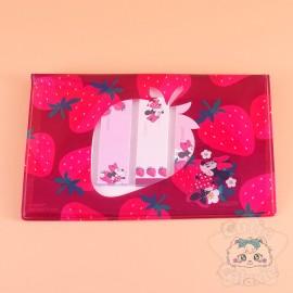 Mini Set Papeterie Enveloppe Post-it Minnie Disney Japan
