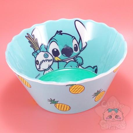 Bol Stitch Ananas Disney Japon
