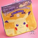 Lot 3 Serviettes Mains Pikachu Evoli Pokémon Pocket Monsters