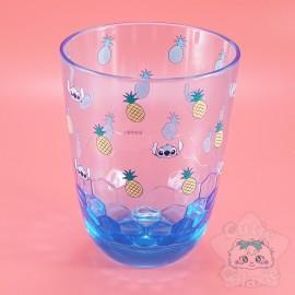 Verre Stitch Effet Ruche Miel Lilo Et Stitch Disney Japon