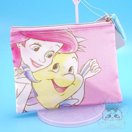 Pochette Trousse Ariel La Petite Sirène Disney Japon