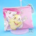 Pochette Trousse Plate Tissus Ariel La Petite Sirène Disney Japon