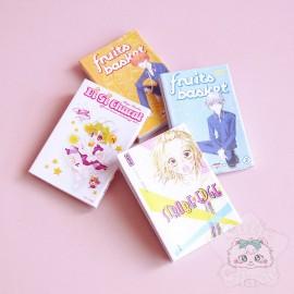 Manga Miniature Réaliste Dollhouse 1/4 1/6 1/3
