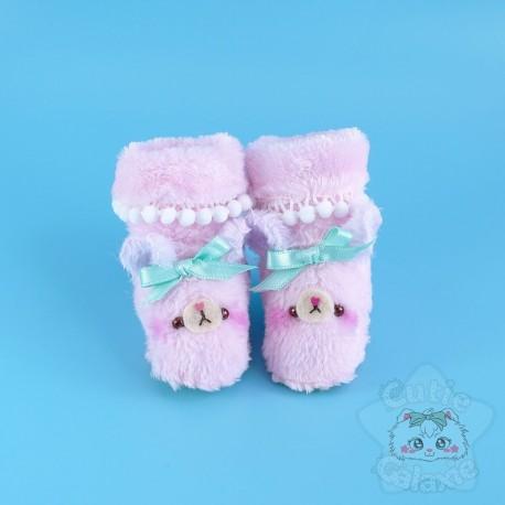 Pantoufles Kawaii MDD MSD Doll BJD Dollfie Dream