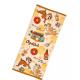 Serviette Visage Tic Et Tac Décor Burger Disney Japon