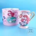 Tasse Ariel La Petite Sirène Avec Boite Disney Japon