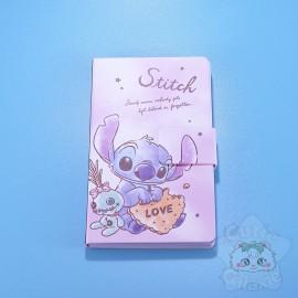 Petit Carnet aimantés Stitch Lilo Et Stitch Disney